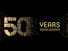 50 Years DENSO Quimica