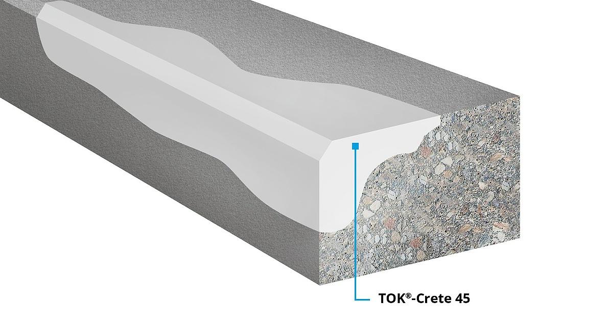 TOK<sup>®</sup>-Crete 45 V2.0
