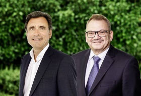Luc Perrad & Michael Schad, DENSO Sales International