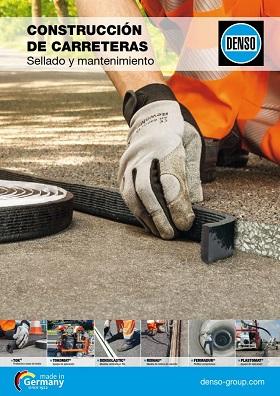 Productos innovadores de sellado para la construcción de carreterras