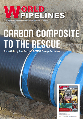 World Pipelines - Carbon Composite to the Rescue