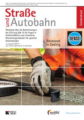 Straße & Autobahn – Fugentechnik im Straßenbau: Aktuelles der ZTV Fug-StB 15