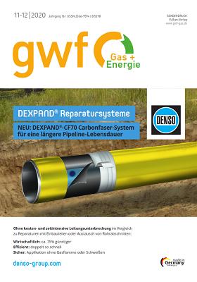 gwf – DENSO verlängert die Lebensdauer von Pipelines um Jahrzehnte